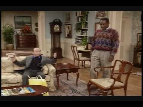 The Cosby Show: Cliff Gets Yelled At