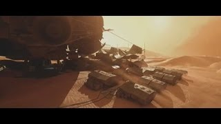 DUNE SEA EXCHANGE CARGO SHIP GLITCH - STAR WARS BATTLEFRONT