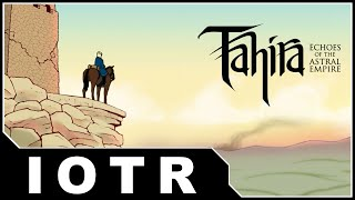 Indie On The Rocks: Tahira Echoes of the Astral Empire