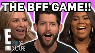 Morgan Stewart & Nina Parker: Who Knows Hunter March Best? | E!