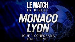 ⚽ Ligue 1 Conforama : Monaco 0 - 3 Lyon, l'intégrale !