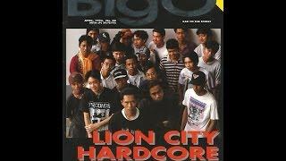 "LION CITY HARDCORE ""TOGETHER AT LAST"" 1993 COMPILATION Part 1"