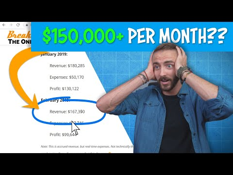 How This Website Makes $150,000/MONTH! PASSIVELY