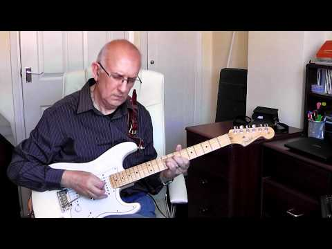 Massachusetts - Bee Gees - Instrumental by Dave Monk