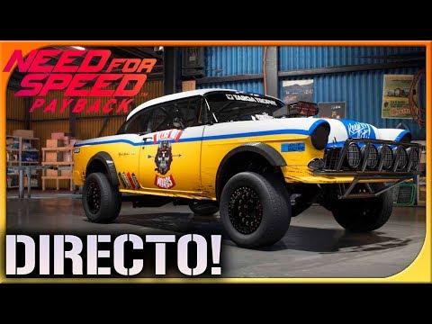 VUELVE EL TOP!! CHEVY BELAIR EN DIRECTO! | NFS PAYBACK | DEWRON
