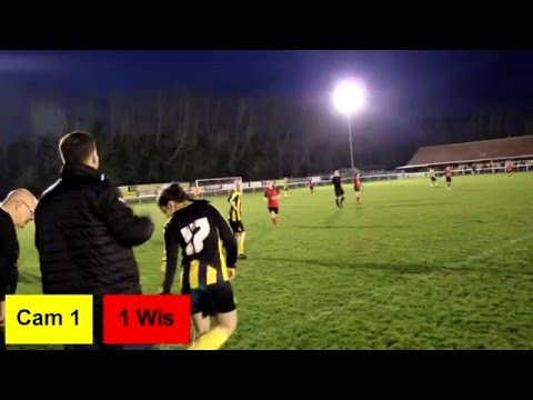 Cambridge United v Wisbech Town Junior Invitation Cup Official Highlights