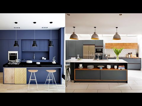 120 Best Kitchen Tiles Design 2020 Modular Kitchen Wall Tile Designs Youtube