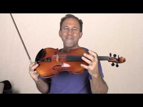 Fiddlerman 5 string Violin