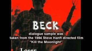 Beck - Loser (Instrumental)