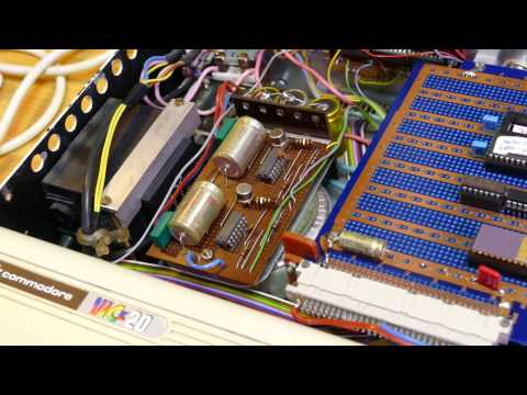 The Untold Story of A Vic20