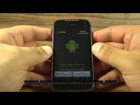 How to Unlock T-Mobile Huawei Prism U8651T