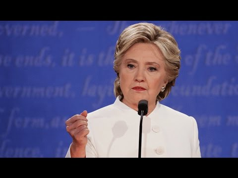 WATCH: Hillary Clinton Calls Trump A 'Puppet' Of Vladimir Putin