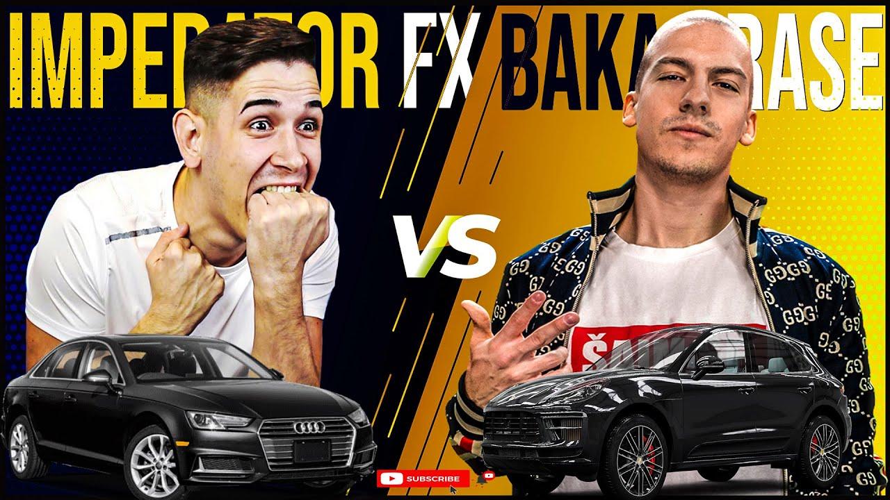 IMPERATOR FX vs BAKA PRASE (Audi A4 vs Macan)