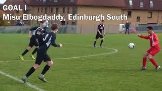 Jamie Skinner Goal of the Season - 2016/17 Final