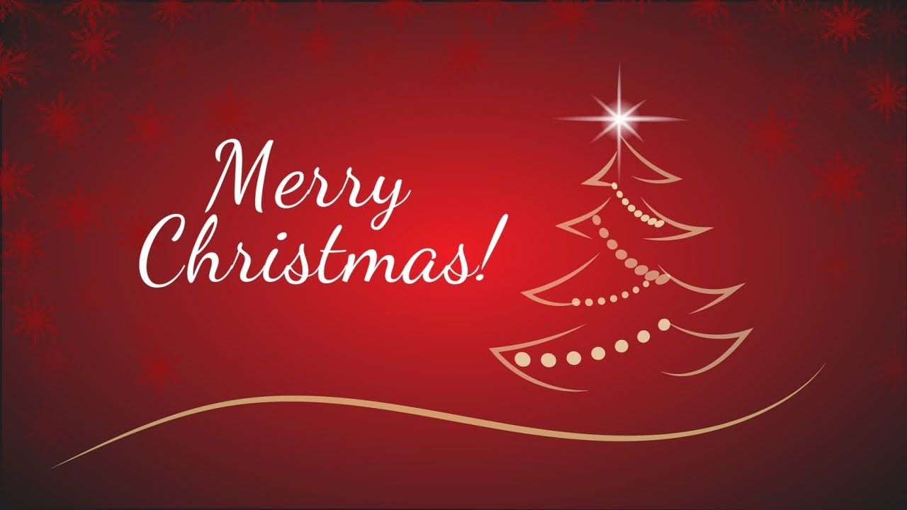 Merry Christmas! - Christmas Wishes - YouTube