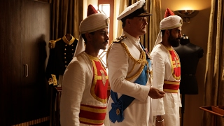 VICEROY'S HOUSE: 'Dickie Gets Dressed' Clip - IN CINEMAS NOW. Based on a True Story