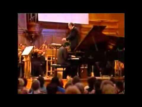 Dong hyek lim : Rachmaninoff Concerto No.2 3rd mov
