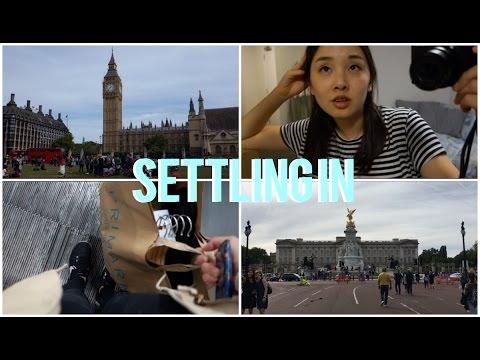 First Week in London | London Vlog #2 (20-24 September)