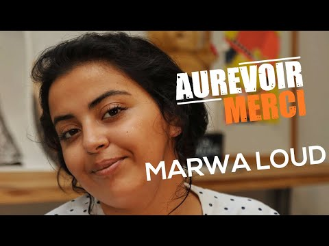 Youtube: MARWA LOUD – AUREVOIR MERCI