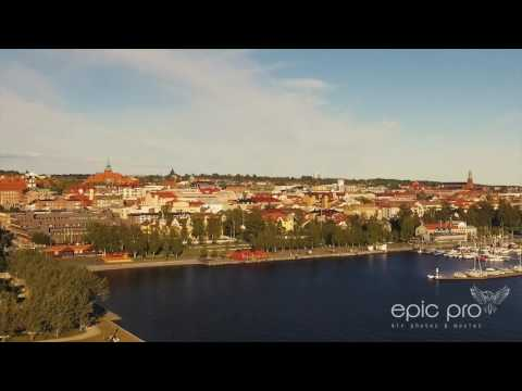 Östersund - The city of contrasts - By Epic Pro - Sweden