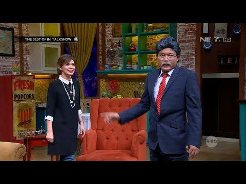 Perseteruan Najwa dan Karni Ikhlas - The Best of Ini Talk Show