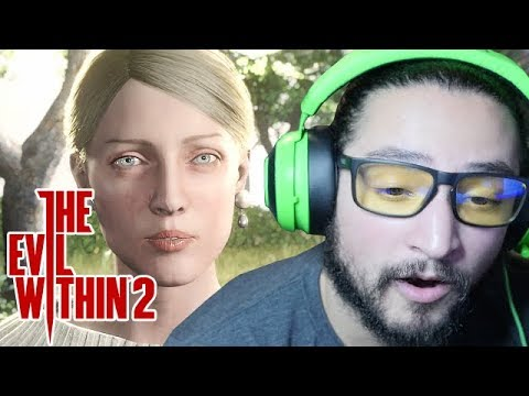 FORGIVE YOURSELF  - The Evil Within 2 Part 10