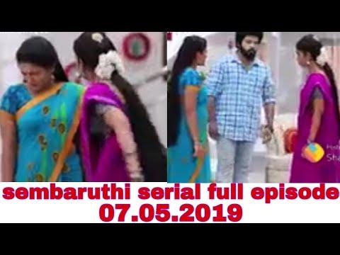 Sembaruthi serial 07 05 2019 full episode//sembaruthi serial today episode