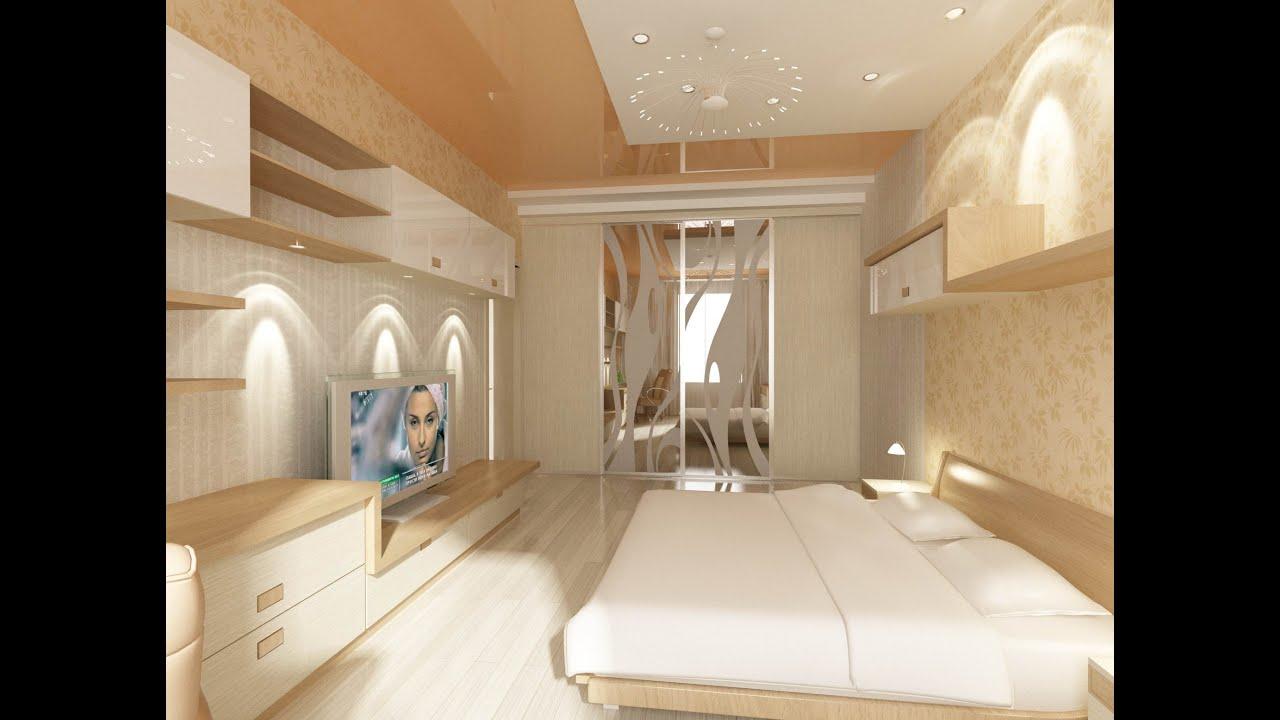 Ремонт квартиры своими руками Дизайн комнаты Youtube