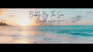 Bubbly By The Sea | Book Trailer