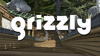 nolimits 2 grizzly cci wooden coaster