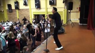 TED SANDERS (chanteur des Vagabonds) Le temps des yéyés