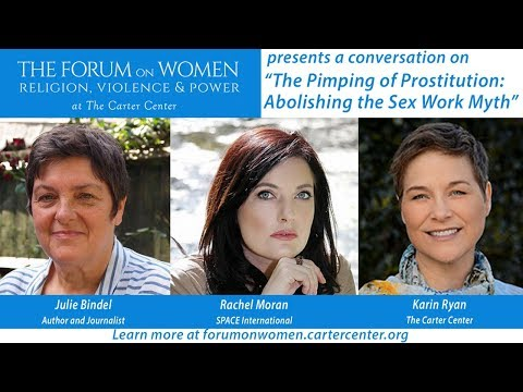 """The Pimping of Prostitution: Abolishing the Sex Work Myth"""