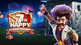 Clash of Clans: 7th Clashiversary Celebrations Continue!