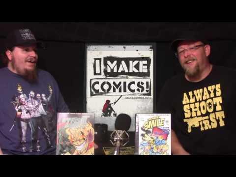 I Make Comics - Ep 03 - Storyt...