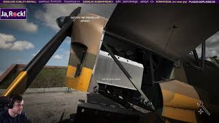 Gra o naprawianiu samolotów - Plane Mechanic Simulator / 01.02.2019 (#1)