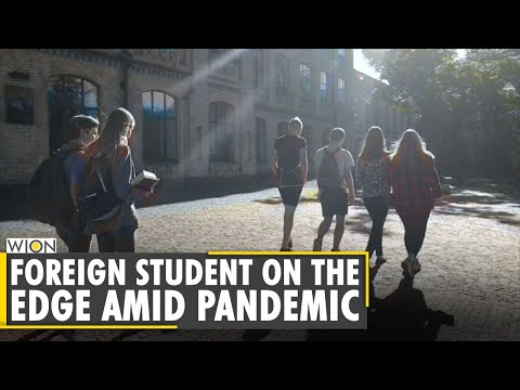 Many foreign students are facing financial distress amid the pandemic | World News | WION