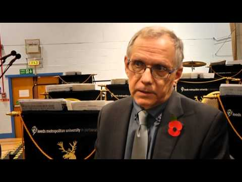 Interview with Philip Sparke composer of In Memoriam - For The Fallen