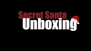 Secret Santa Unboxing - from The Princess GummyBear Thumbnail