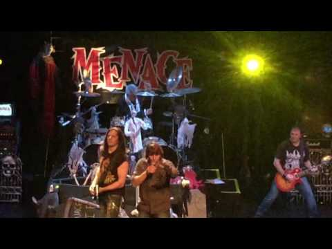 MENACE- Covers- Everybody Loves Eileen-Steelheart