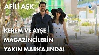 Kerem ve Ayşe magazincilerin yakın markajında! - Afili Aşk 5. Bölüm