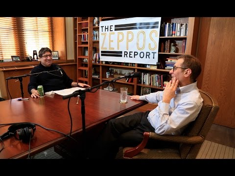 The Zeppos Report #3 with Barry Friedman