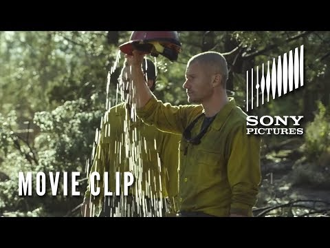 ONLY THE BRAVE Movie Clip - Waterlogged