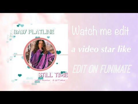 WATCH ME EDIT A VIDEO STAR LIKE EDIT ON FUNIMATE