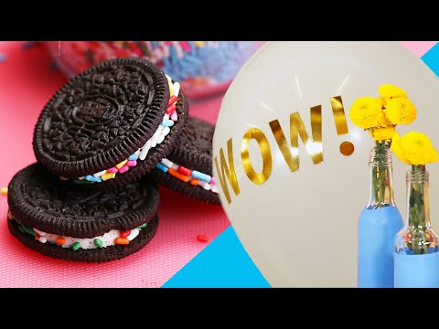 11 Quick & Easy Party Hacks