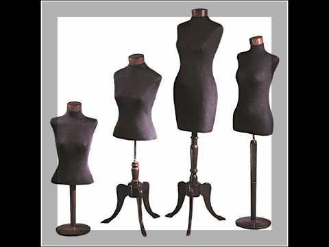 Make Unique Mannequin Fashion Design