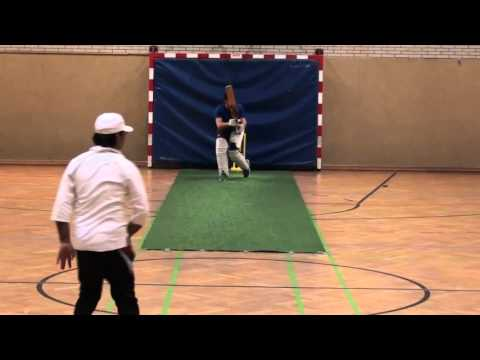 Frankfurt Cricket Club - FCC - Indoor Training March 4, 2016