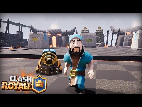 Clash Royale in 3D!