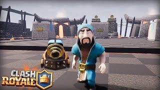 "Clash Royale In 3D! ""UNBELIEVABLE!"" Clash Royale Playing In Unreal Engine! (MUST SEE)"