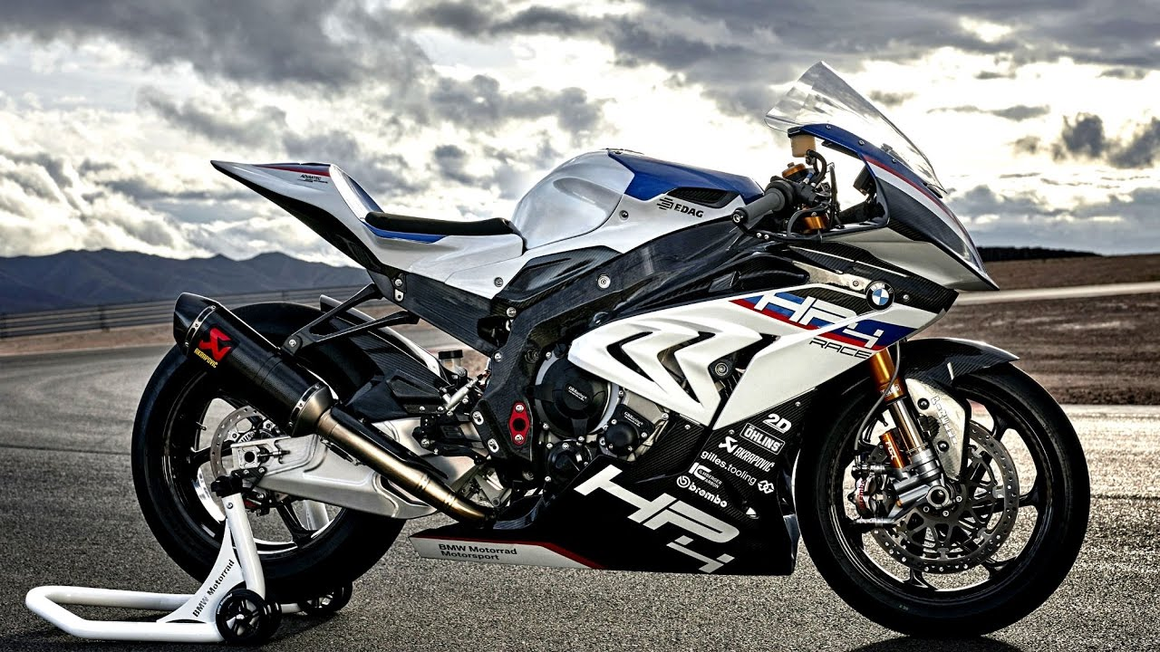 Bmw S1000rr Hp4 Bmw Bike Wallpapers: BMW S1000RR HP4 2017 Race Mode