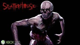 Splatterhouse - Xbox 360 / Ps3 Gameplay (2010)